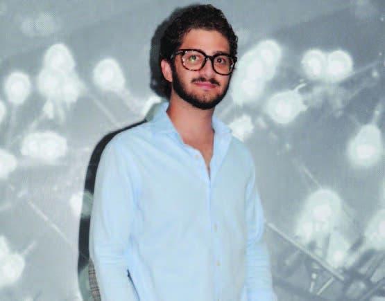 José María Cabral dijo que ve muchas películas y lee biografías