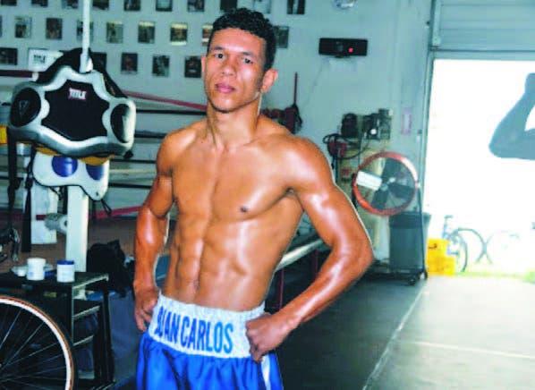 Juan Carlos Payano intentará convertirse en campeón mundial gallo