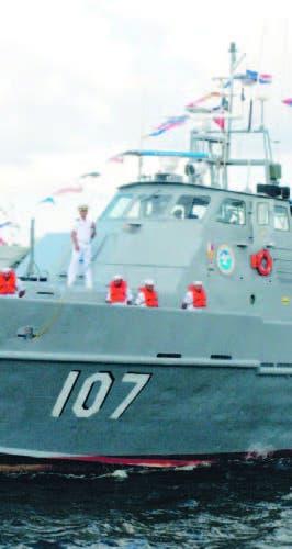Armada detiene viajeros, yola y  tres vehículos más