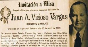 La invitación a misa.