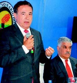 Luis Ayala y Miguel Vargas