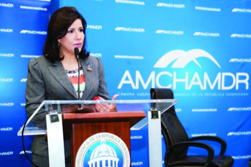Margarita Cedeño de Fernández resaltó los trabajos de los  Centros Tecnológicos Comunitarios