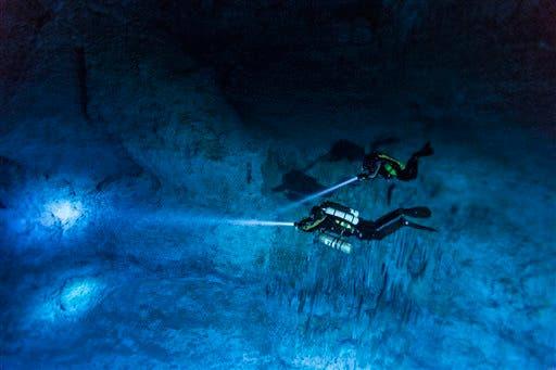 """Adictos a adrenalina descubren """"Naia"""" y abren enorme ventana a la prehistoria"""