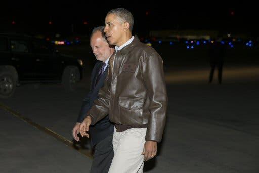 Obama en Afganistan