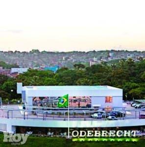 Odebrecht tiene su sede central en Salvador en Brasil