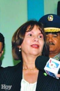 Rosalía Sosa, directora PC