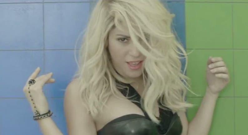Shakira lalala