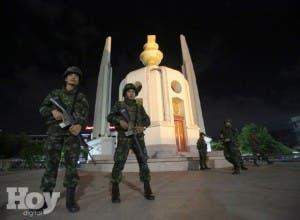 Ejército bloqueará los contenidos críticos con golpe de Estado en Tailandia