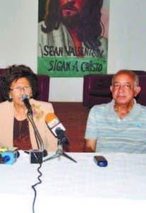 Zoila Martínez y Luis Rosario