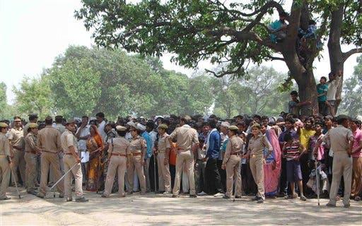 India Rapes