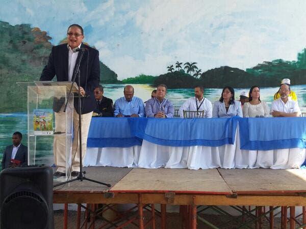 CAASD construirá planta de tratamiento para limpiar ríos Isabela y Ozama