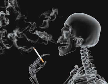 cigarros fumador