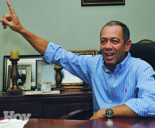 Senador Rubén Darío: Rechazamos al unísono propuesta de Leonel Fernández