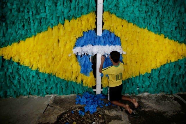 BRASIL-MUNDIAL SEGURIDAD