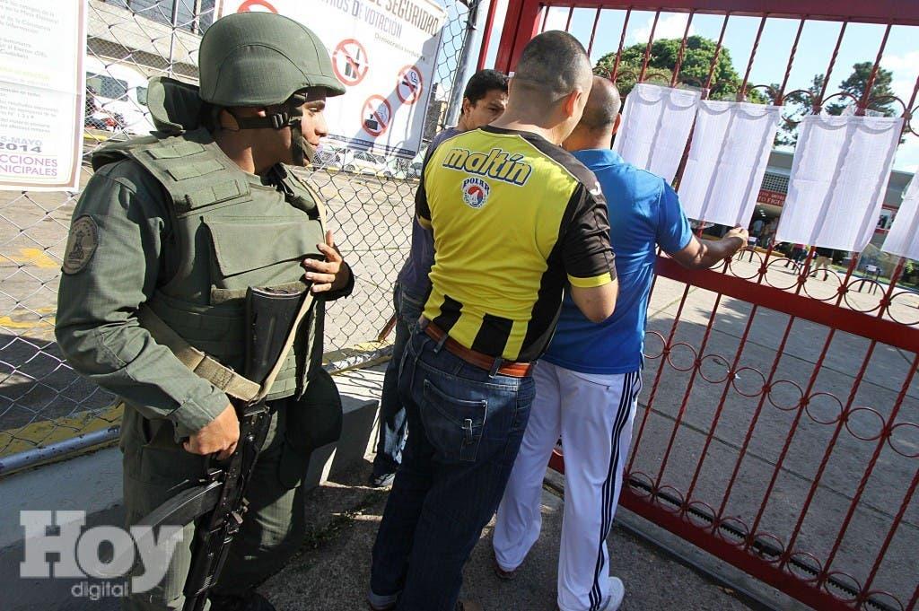 VENEZUELA-ELECTION-SAN CRISTOBAL