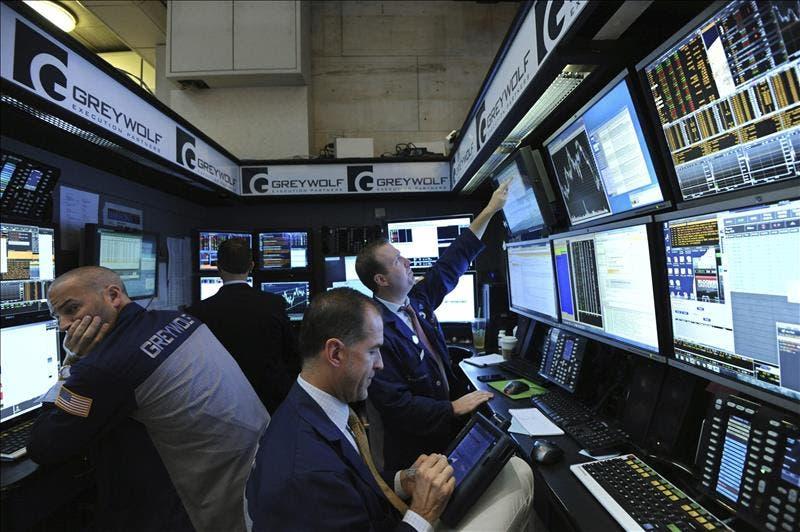 Wall Street no sufre mella por la tensión internacional