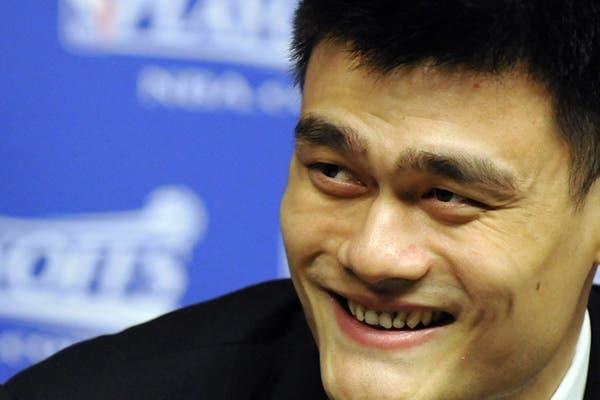 Yao Ming, archivo