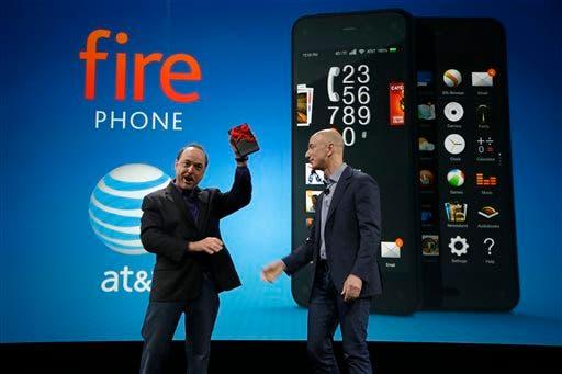 Ralph de la Vega, Jeff Bezos