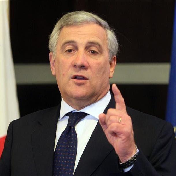 Antonio Tajani, vicepresidente de la Comisión Europea.