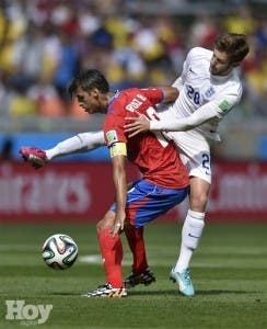 Brazil Soccer WCup Costa Rica England