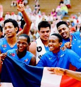 Dominicanos en gran celebración