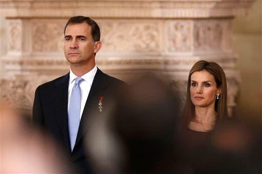 Prince Felipe, Princess Letizia