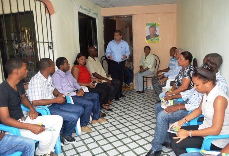 Fidel Santana dice recursos generados por mineras no van al pueblo y Cotuí es mejor ejemplo