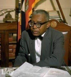 Francois Duvalier.