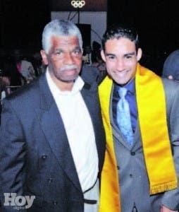 Isaac Ogando y Luguelín Santos