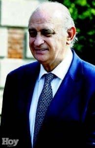 Jorge Fernández Díaz, ministro