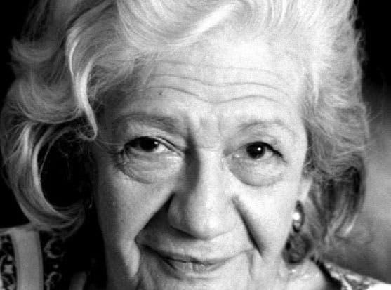 La literata de origen española Ana María Matute