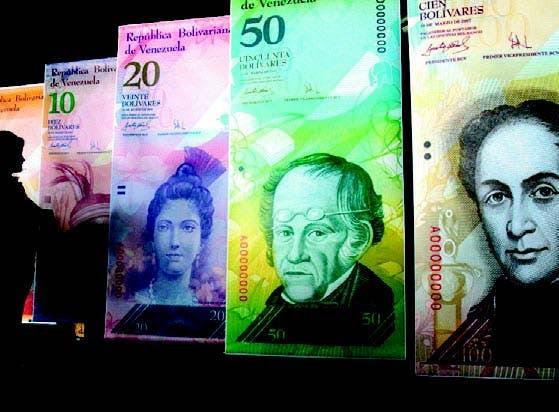 Moneda de Venezuela se devaluó 14,24% ante el euro en nueva subasta