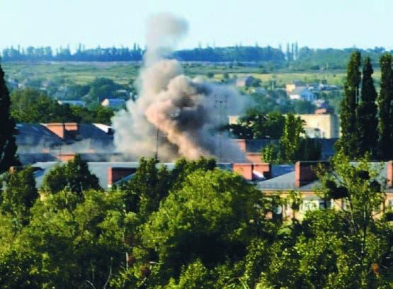 Los combates dejaron 4 efectivos del gobierno muertos y 20 heridos