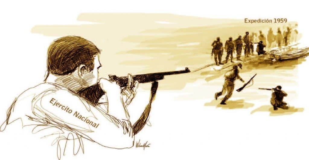Los héroes del junio inmortal de 1959 permanecen postergados