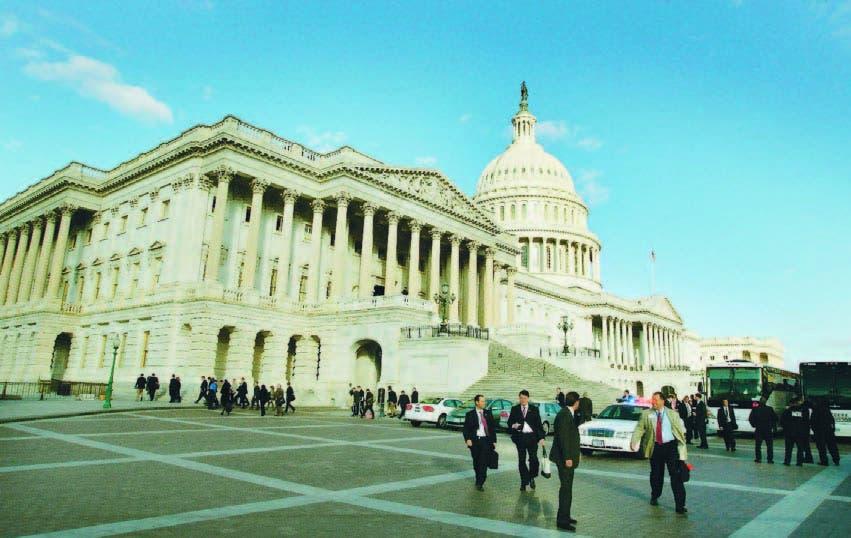 Los legisladores de Capitol Hill no estaban bien predispuestos hacia el FMI