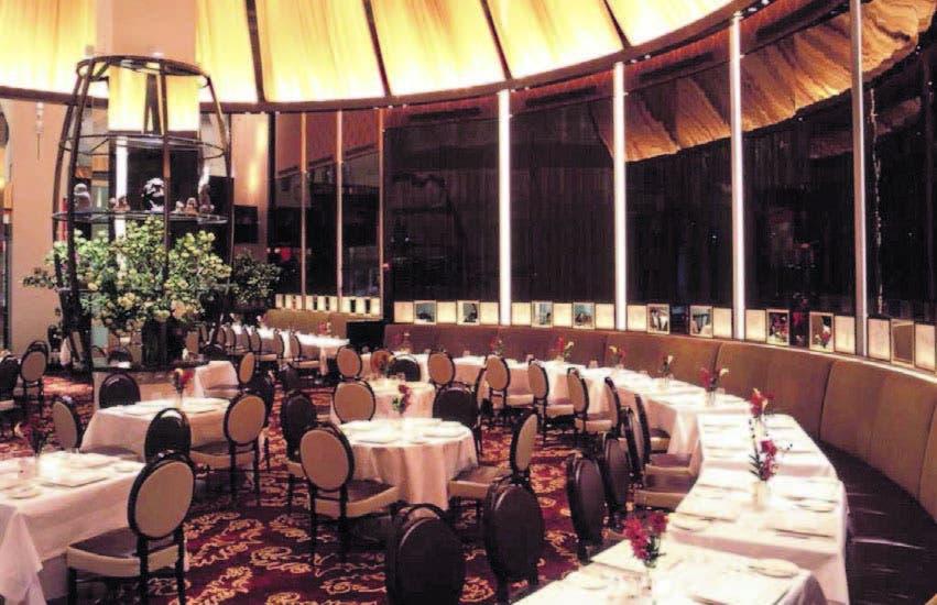 Los restaurantes como Le Cirque y su creciente interés en la tecnología ahora están contribuyendo a
