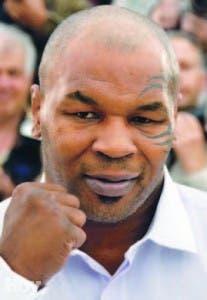 Mike Tyson, ex campeón mundial