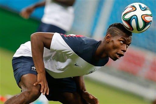 Brazil Soccer WCup France Switzerland