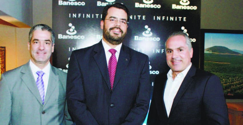 Pedro Troncoso, Luis García Marión-Landais y César Sanlley
