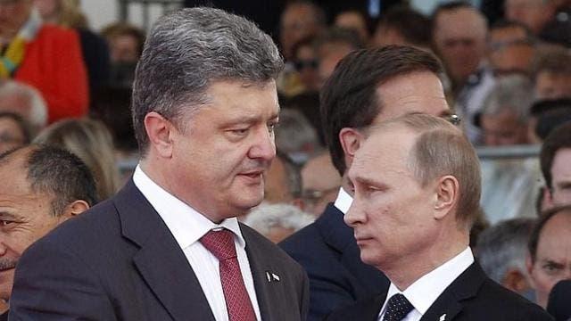 Presidente de Ucrania revela el viernes se firmará un plan de alto el fuego