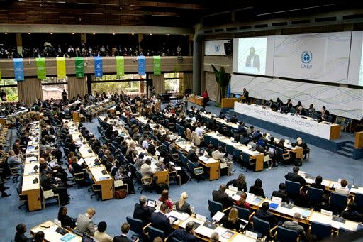 Kenya UN Environment Assembly