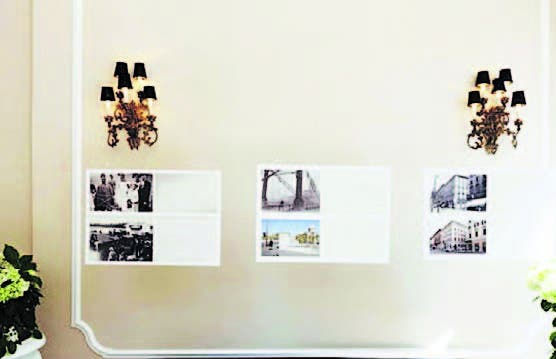 Una exposición de  fotografías en 3D