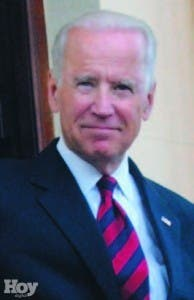 Vicepresidente EEUU Joe Biden