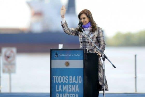 argentina    delegada