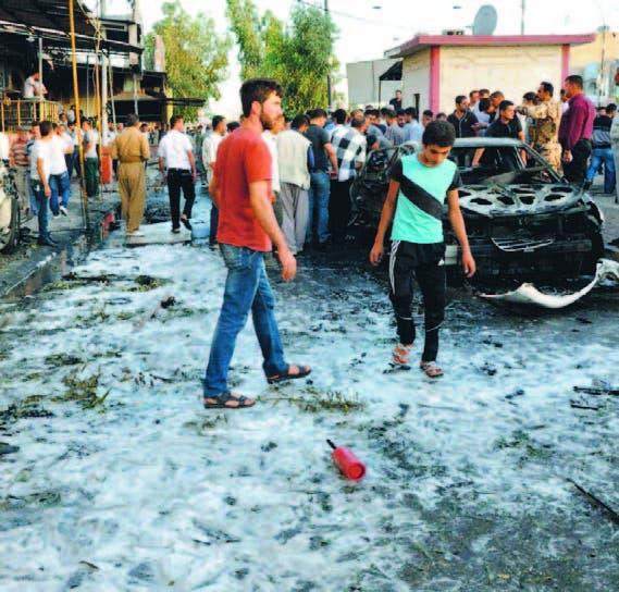 ataque sin duda alentará las tensiones sectarias