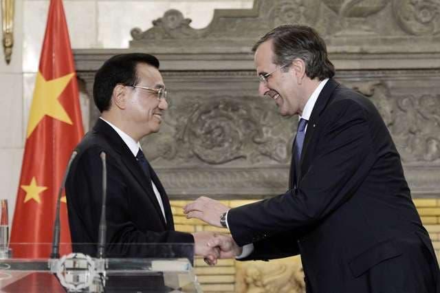 GREECE-CHINA-DIPLOMACY