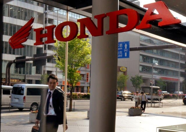 JAPAN-AUTO-BUSINESS-COMPANY-HONDA-RECALL-FILES