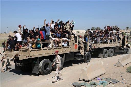 Al Qaeda se une con yihadistas del EIIL en ciudad fronteriza entre Siria e Irak