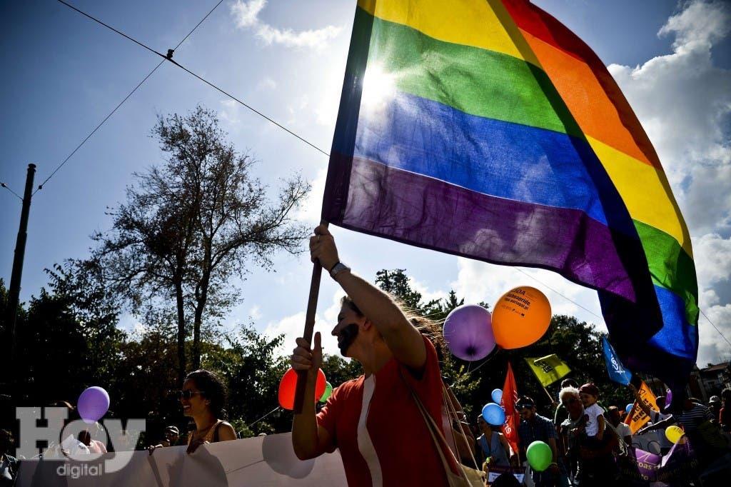 PORTUGAL-RIGHTS-GAY-PARADE