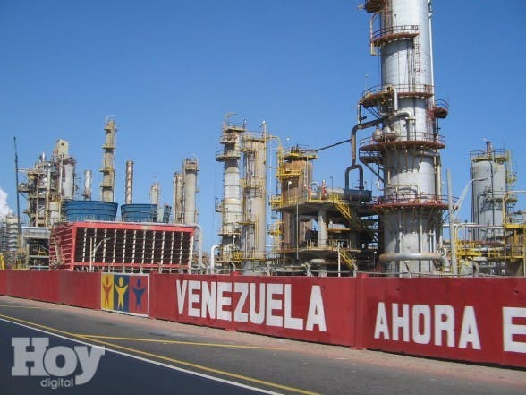 Promedio del petróleo bajó 21 centavos y se ubicó en $38,71 b/d